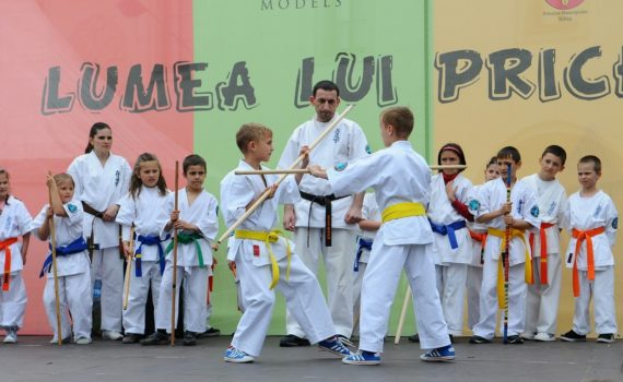 martial arts benefits for children