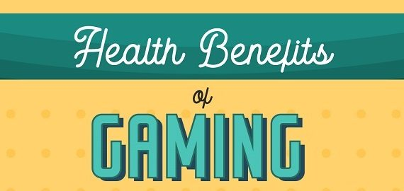 5 health benefits of gaming
