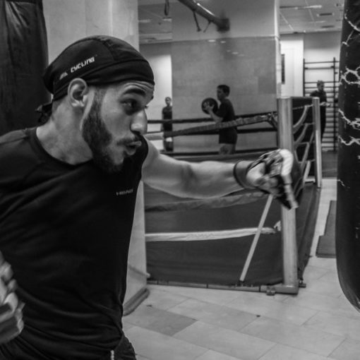improve speed and accurancy in MMA